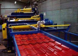 металлочерепица монтеррей производство