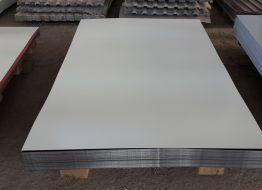 лист оцинкованный окрашенная с полимерным покрытием