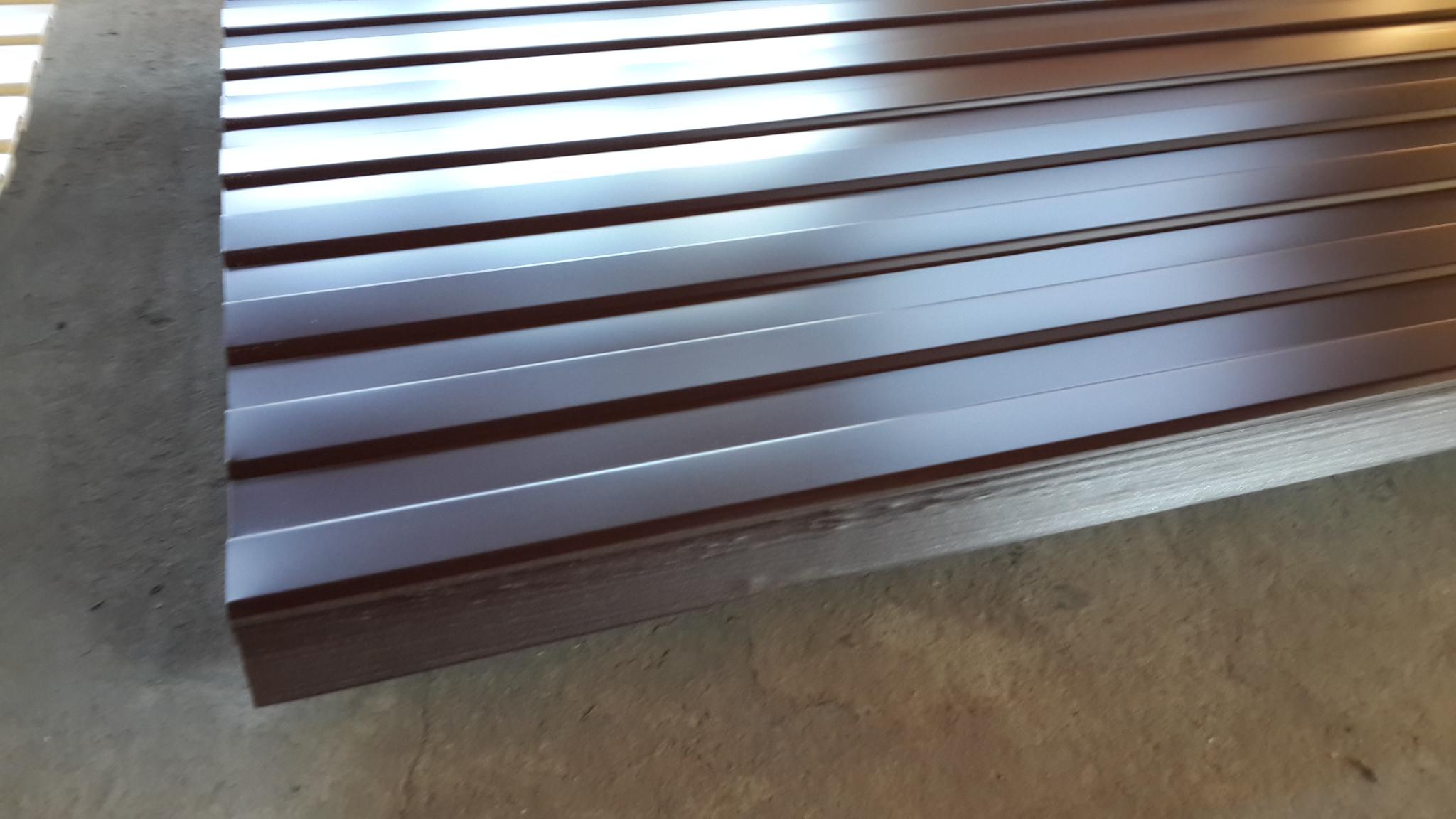 Полимерный профнастил МП20 0,5*1150 мм