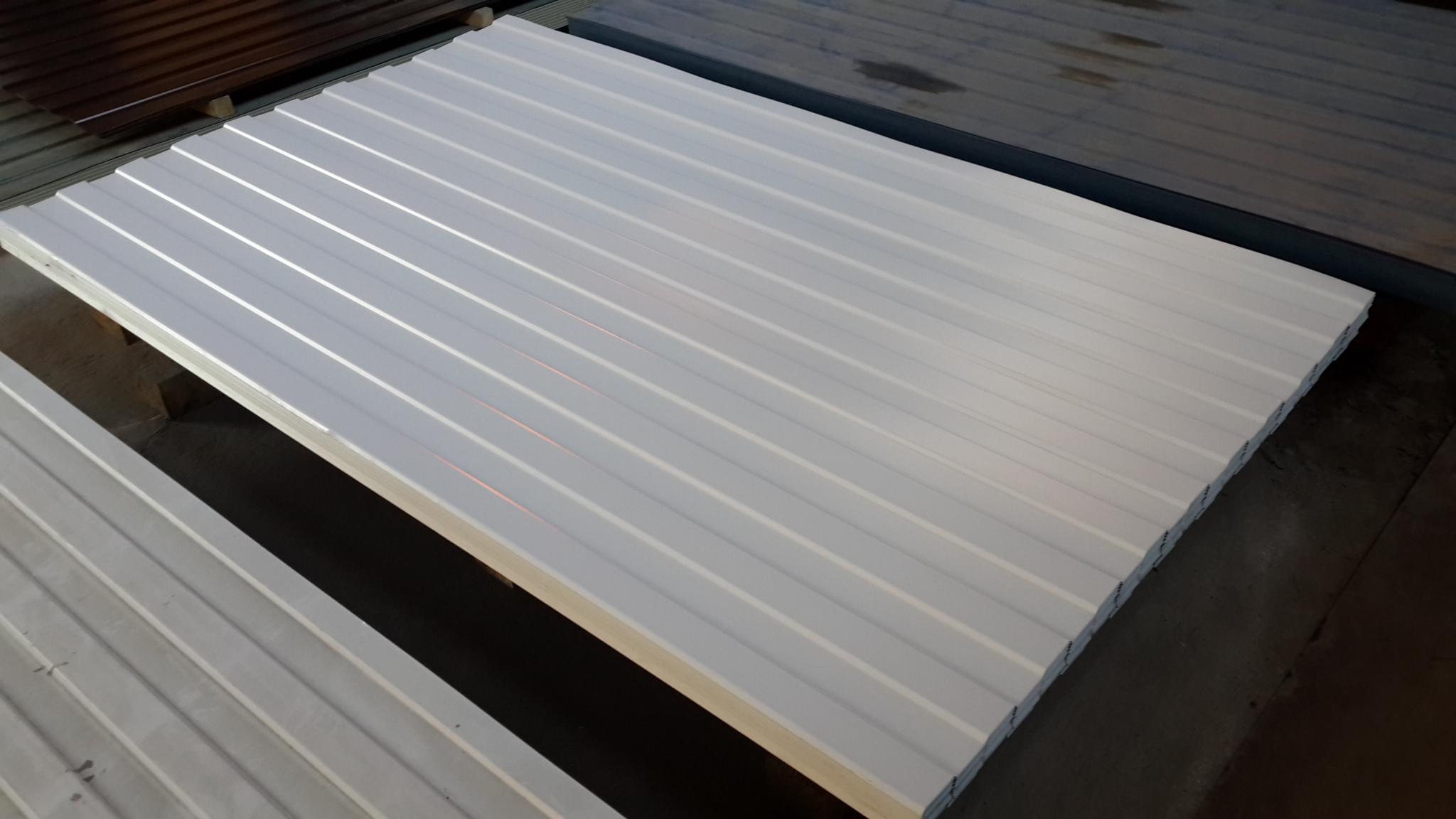 Полимерный профнастил НС35 0,65*1075 мм