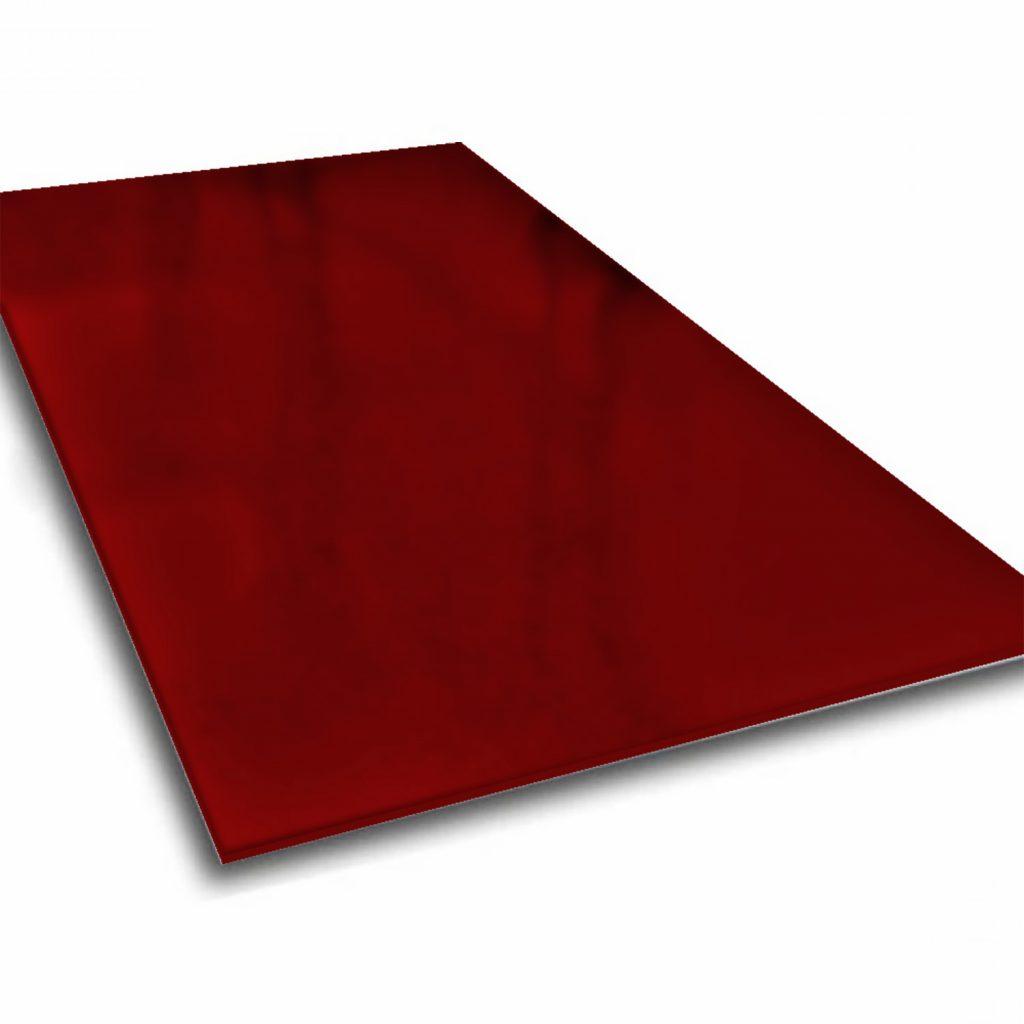 Покраска оцинкованного листа