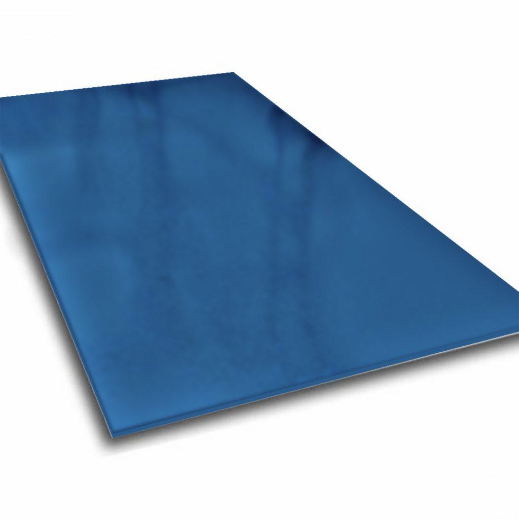 лист оцинкованной стали с полимерным покрытием
